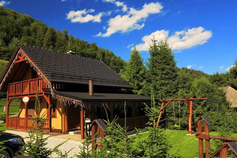chata slovensky raj podlesok Podlesok - tour starting mountain view chata for 10 persons max 10 person(s) 8 x 3 bedroom every reservation is confirmed by chata raj hrabušice directly.
